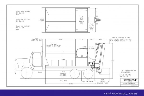 Drawings HYPERTRUCK (CHASSIS)-06-09