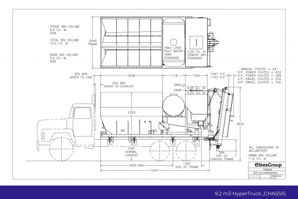 Drawings HYPERTRUCK (CHASSIS)-06-14
