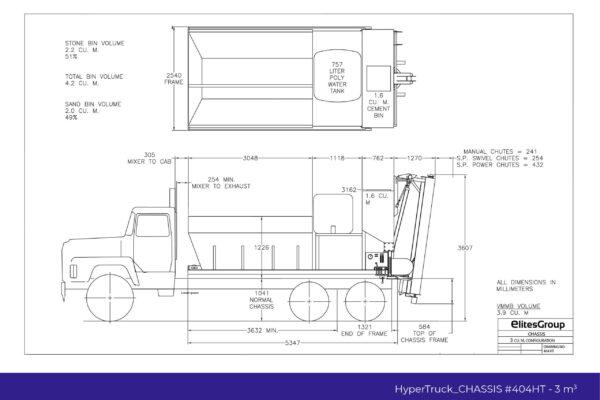 HyperTruck Chassis Series-404HT