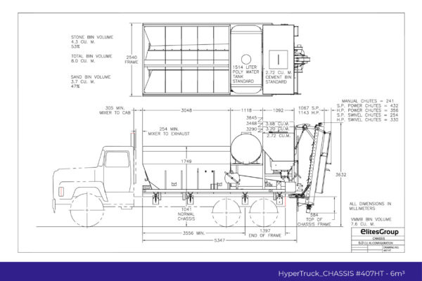 HyperTruck Chassis Series-407HT