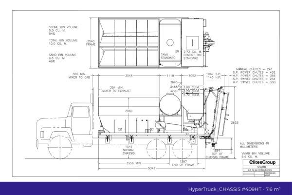HyperTruck Chassis Series-409HT