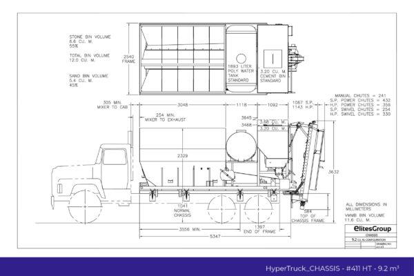 HyperTruck Chassis Series-411HT