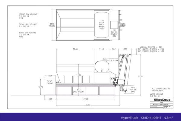 HyperTruck Skid Series-406HT