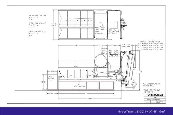 HyperTruck Skid Series-407HT