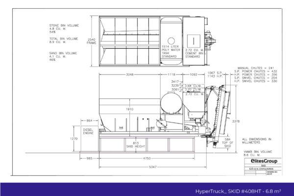 HyperTruck Skid Series-408Ht