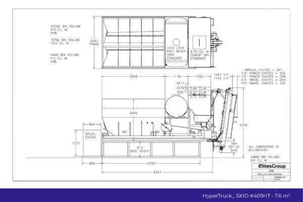 HyperTruck Skid Series-409HT