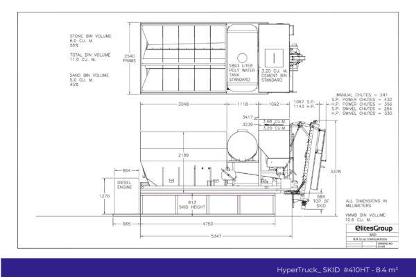HyperTruck Skid Series-410HT