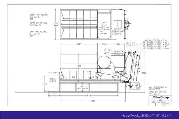 HyperTruck Skid Series-411HT
